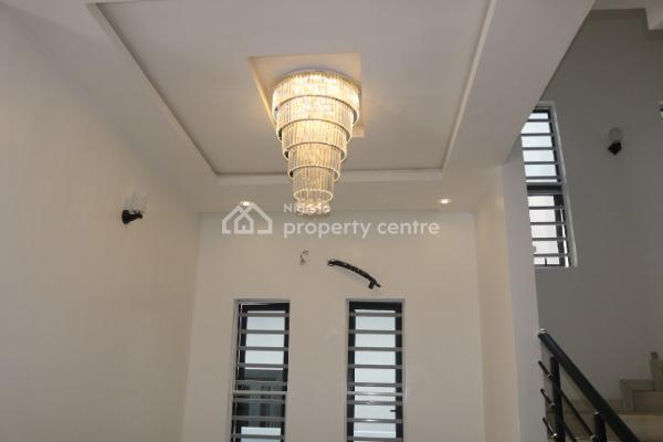 Brand New, Magnificent and Alluring Four (4) Bedroom Detached House with Boys Quarters, Chevron, Lekki, Lagos, Detached Duplex for Sale