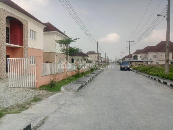 Newly Built 4 Bedroom Fully Detached Duplex with Additional 2 Rooms Bq, Amity Estate Sangotedo, Lekki, Lagos, Flat for Sale