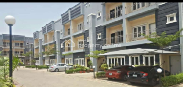 4 Bedroom Terrace with a Bq All Rooms Ensuite, Mabuchi, Abuja, Terraced Duplex for Sale