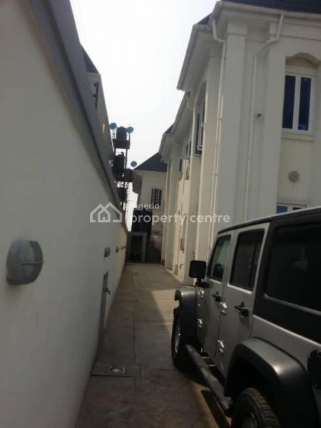 a Brand New Furnished 6 Bedroom Fully Detached Duplex with 2 Rooms Bq and Another 4 Numbers of 3 Bedroom Flats at The Back, Amuwe Odofin, Alimosho, Lagos, Detached Duplex for Sale