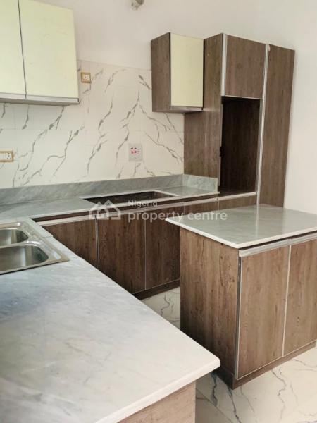 Brand New 4 Bedroom Semi Detached Duplex (self Serviced), Chevron Drive, Lekki Phase 2, Lekki, Lagos, Semi-detached Duplex for Rent