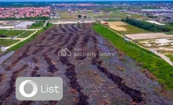 Estate Land, Opposite Crown Estate Facing Road, Sangotedo, Ajah, Lagos, Mixed-use Land for Sale
