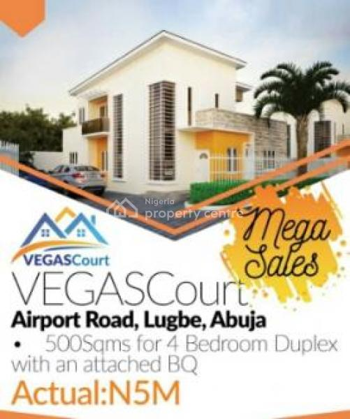 Estate Land, Vegas Court Extension, Lugbe District, Abuja, Residential Land for Sale