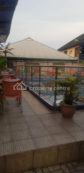 a Tasteful Hotel with Above 40 Rooms, Udu Road, Warri, Delta, Hotel / Guest House for Sale