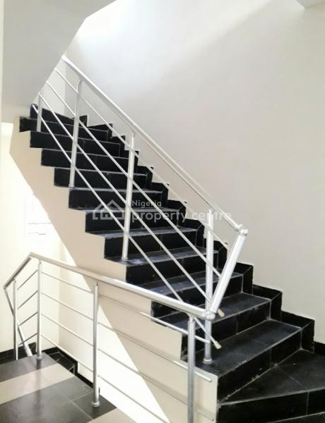 Newly Built 3 Bedroom Townhouse + Bq, Lekki Phase 1, Lekki, Lagos, Terraced Duplex for Rent