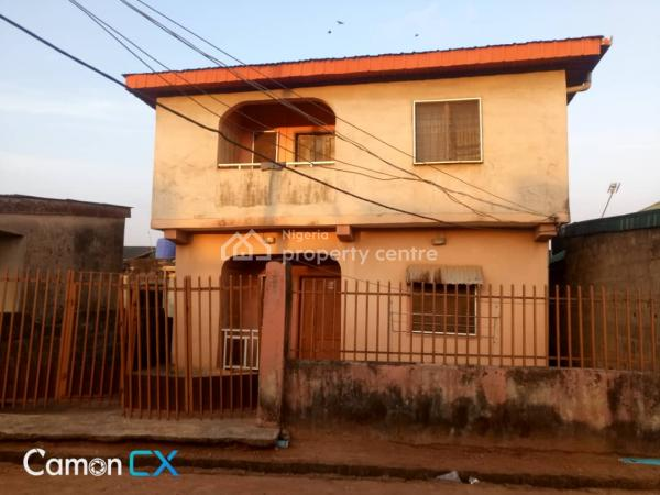 a Very Solid and Well Maintained 4 Flats of 2 Bedrooms Each on a Plot of Land, Olambe, Olambe, Ifo, Ogun, Block of Flats for Sale