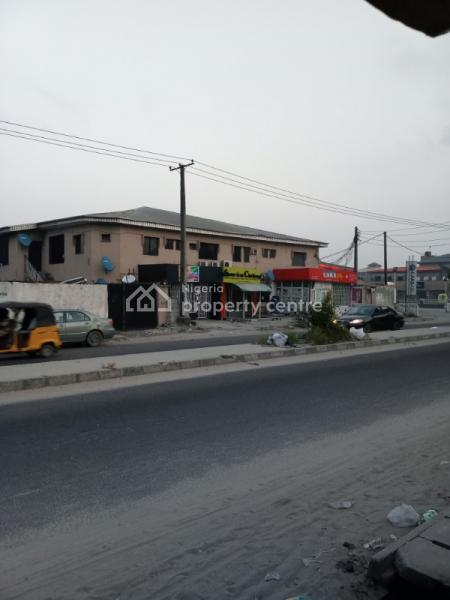 Commercial Property Along Addo Badore Road, Ajah for Sale, Badore, Ajah, Lagos, House for Sale