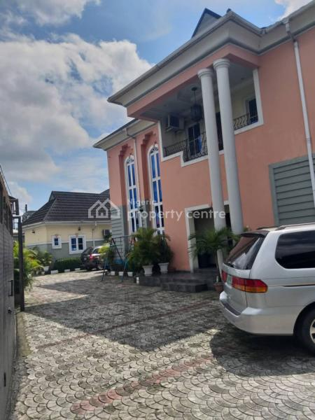 an Exquisitely Finished 6 Bedroom Duplex with 2 Rooms Bq, Gra Phase 2, Port Harcourt, Rivers, Detached Duplex for Sale