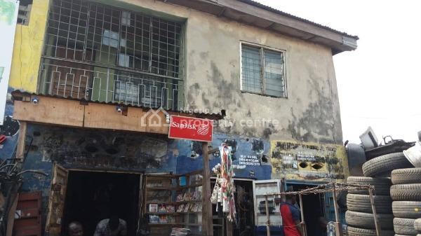 Shops and Office Space, Industrial Road Trinity, Olodi, Apapa, Lagos, Shop for Sale