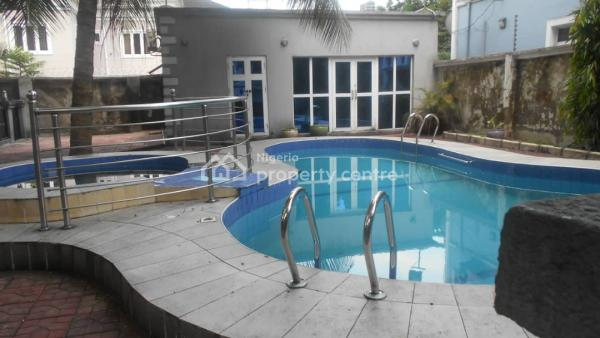 a 7 Bedroom Duplex with Swimming Pool, Peter Odili Road, Trans Amadi, Port Harcourt, Rivers, Detached Duplex for Sale