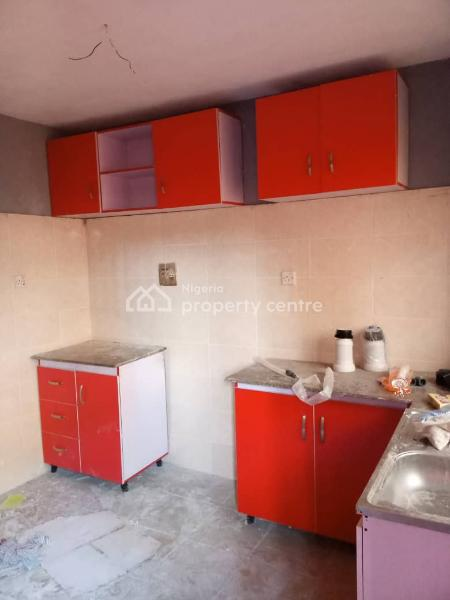 Newly Renovated 2 Bedroom Flat Kw-2631, Ogba, Ikeja, Lagos, Flat for Rent