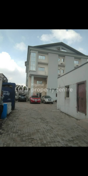Office Complex on 4 Floors with Pent House, Ilupeju, Lagos, Office Space for Rent