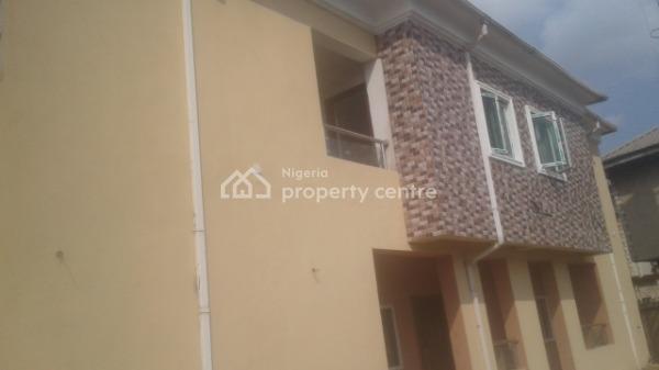 3 Bedroom Terraced Duplex, Gbagada, Lagos, Terraced Duplex for Rent