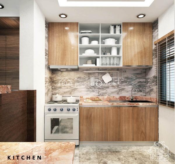 1 Bedroom Luxury Apartment with Excellent Facilities, Abijo, Lekki, Lagos, Block of Flats for Sale