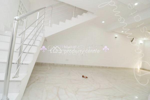 4 Bedroom Semi Detached Duplex, Oniru, Victoria Island (vi), Lagos, Semi-detached Duplex for Sale