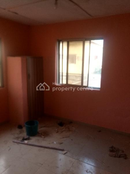 a Fairly Used and Spacious Newly Renovated Room Self Contained, Bajulaiye Road, Bariga, Shomolu, Lagos, Self Contained (single Rooms) for Rent