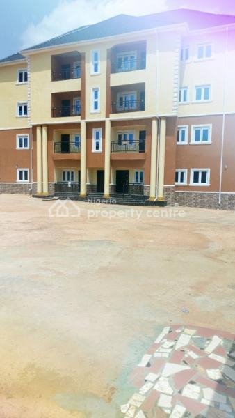 Very Beautiful 3 Bedroom Flat, Nike Lake Road Before Nike Lake Hotel, Abakpa Nike, Enugu, Enugu, Flat for Rent
