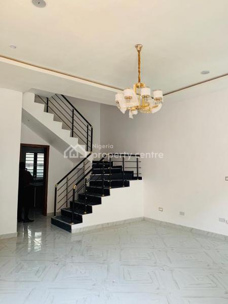 Brand New 4 Bedroom Semi Detached Duplex with Bq, Lekki Phase 2, Lekki, Lagos, Semi-detached Duplex for Sale