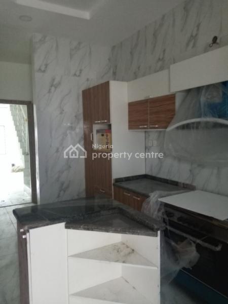 Brand New Luxury 4 Bedroom Semi Detached Duplex with a Room Bq, Chevy View Estate, Lekki, Lagos, Semi-detached Duplex for Rent