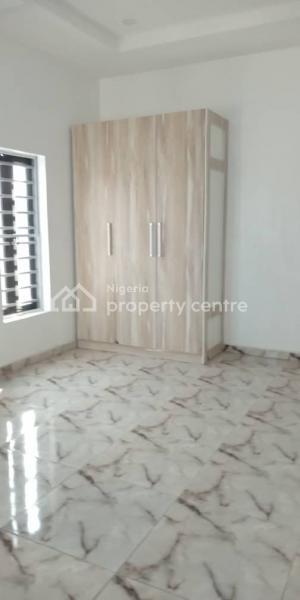 Newly Built Serviced 4 Bedroom Terraced Duplex, Orchid, Lafiaji, Lekki, Lagos, Terraced Duplex for Rent