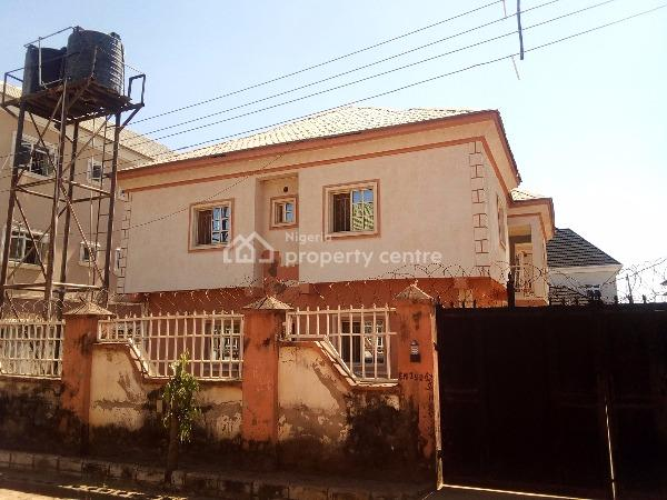 a Well Finished 4 Units of 2 Bedroom Flat with 3 Toilets in a Secured Location, Lugbe District, Abuja, Block of Flats for Sale