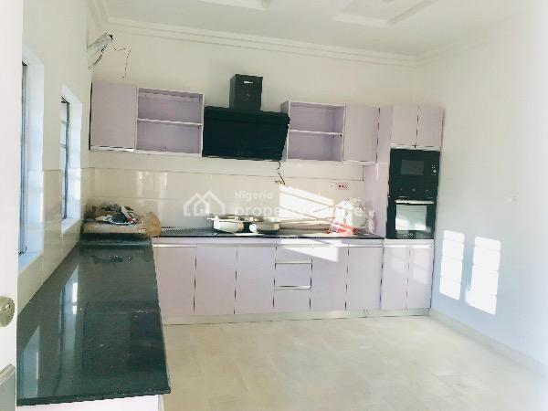 Humongous 5 Bedroom Luxury Fully Detached Duplex with a Domestic Room, Crown Estate, Ajah, Lagos, Detached Duplex for Sale