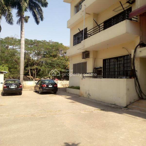 6 Units of 3 Bedroom Flat with 1 Room Bq, Zone 4, Wuse, Abuja, Block of Flats for Sale