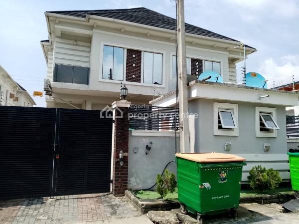 5 Bedroom, Idado, Lekki, Lagos, Detached Duplex for Rent
