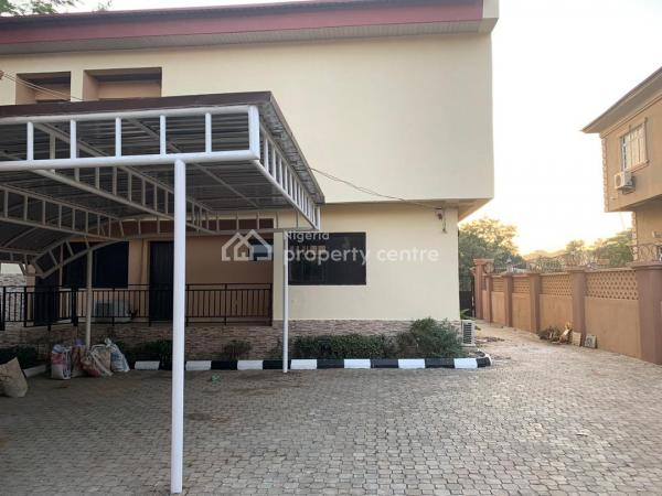 4 Bedroom Fully Detached House with 2 Room Bq, Maitama District, Abuja, Detached Duplex for Rent
