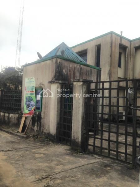 Commercial Property, Sapele Road, Effurun, Uvwie, Delta, Office Space for Sale