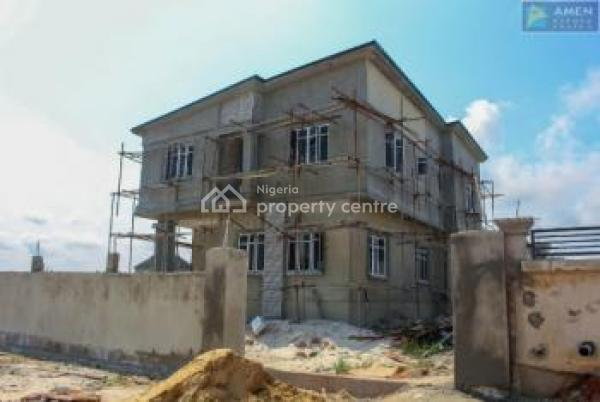 Luxury 3 Bedroom Fully Detached Duplex with Bq, Eleko Beach Road, Ibeju Lekki, Lagos, Detached Duplex for Sale