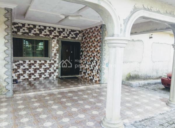 Beautiful 5-bedroom Bungalow, Dsc Extension, Orhuwhorun, Udu, Delta, Detached Bungalow for Sale