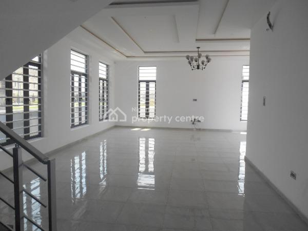 Very Well Finished 4 Bedroom Detached Duplex, Lakeview Park 2 Estate, Lafiaji, Lekki, Lagos, Detached Duplex for Sale