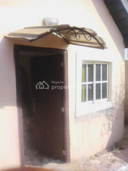 Clean Self Contained, Efab Estate, Life Camp, Gwarinpa, Abuja, Self Contained (single Rooms) for Rent