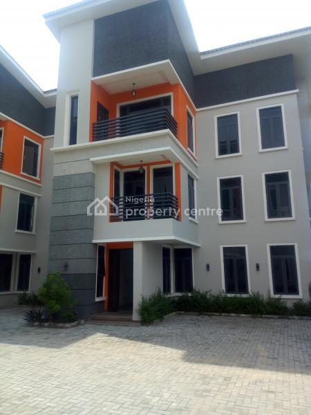 Newly Built Executive 4 Bedroom Terrace Duplex, Thomas Estate, Ajah, Lagos, Terraced Duplex for Sale