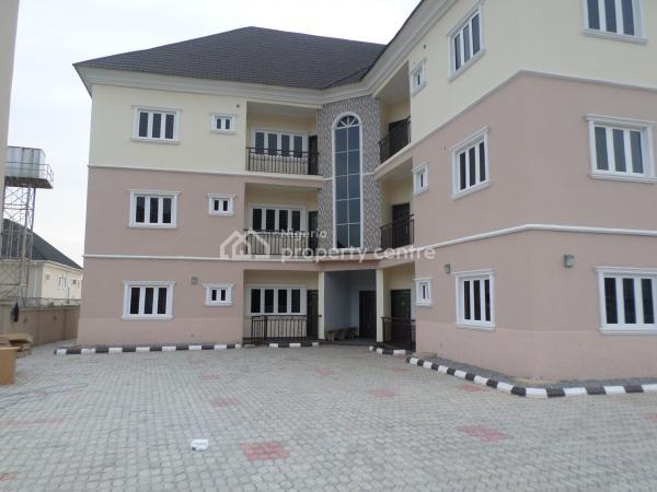 Sharp 3 Bedrooms, Life Camp, Gwarinpa, Abuja, Flat for Rent