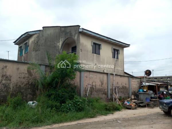 1120sqm of Land Directly Facing The Expressway, Directly Facing Lekki-epe Express, Opposite Slot Mobile Phone Store, Just Before Shoprite Mall ,, Sangotedo, Ajah, Lagos, Mixed-use Land for Sale
