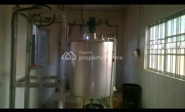 Functioning Bottling Company, Opic Industrial Estate, Agbara, Ogun, Factory for Sale