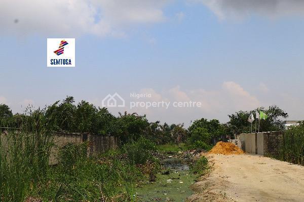 Plots of Land, Orchid Road (just After Chevron Toll Gate,), Lekki Expressway, Lekki, Lagos, Land for Sale