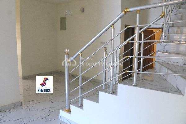 Semi-detached Four (4) Bedroom Duplex., Oral Estate, Lekki Expressway, Lekki, Lagos, Semi-detached Duplex for Sale