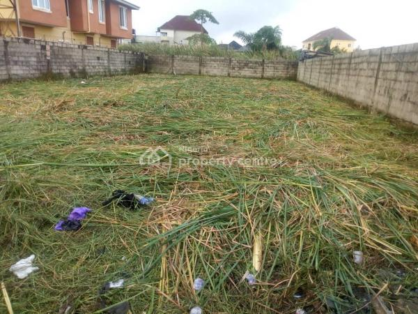 a Plot of Land Fenced Round and Gated, Dry with Global C of O, Green Ville Estate, Badore, Ajah, Lagos, Residential Land for Sale