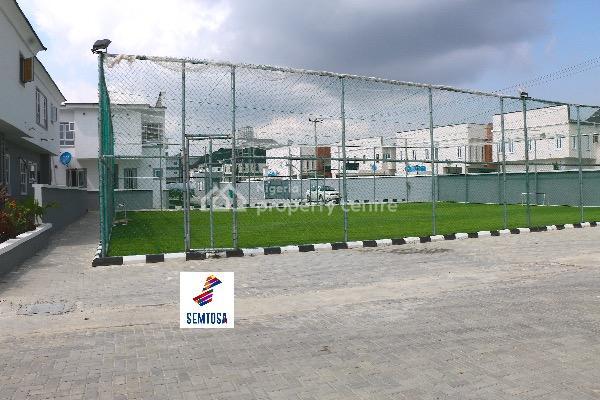 Cute Terraced Three (3) Bedroom Duplex, Orchid Road (victoria Crest), Lekki Expressway, Lekki, Lagos, Terraced Duplex for Sale
