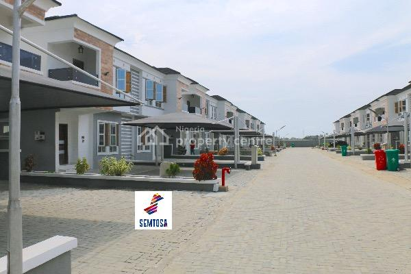Semi-detached Four (4) Bedroom Duplex., Orchid Road, Lekki Expressway, Lekki, Lagos, Semi-detached Duplex for Sale