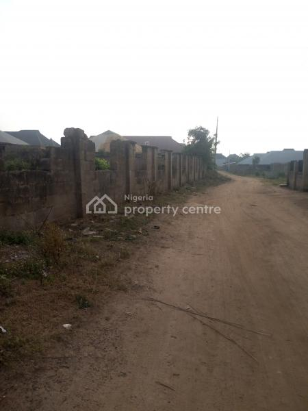 7 & Half Genuine Plots of Land Fully Fenced with Gate, Onipepeye Road, Niger River Basin Estate Layout, Ilorin East, Kwara, Mixed-use Land for Sale