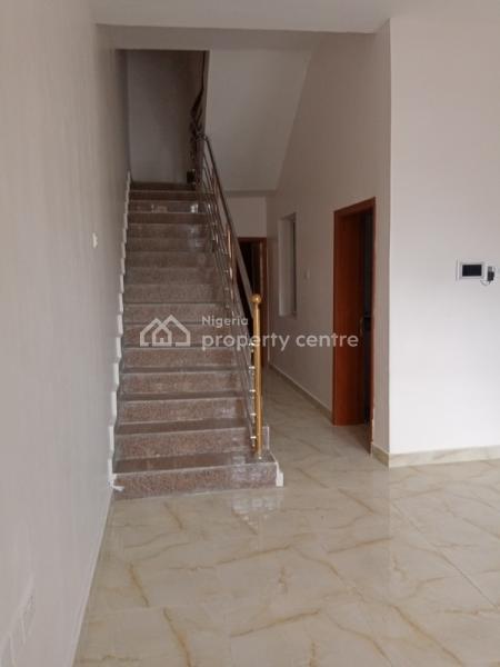Well Built 3 Bedroom Semi Detached Duplex in a Serene Area, Chevron Lekki, Chevy View Estate, Lekki, Lagos, Semi-detached Duplex for Rent