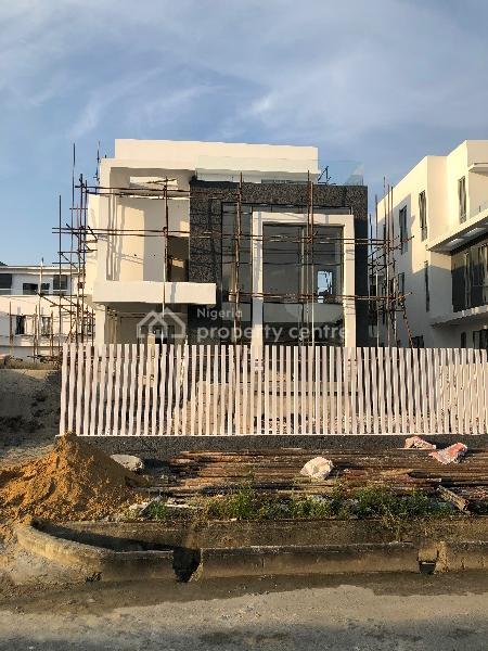 5 Bedroom Luxury Detached Duplex(elevator!), Pinnock Beach Estate, Osapa, Lekki, Lagos, Detached Duplex for Sale