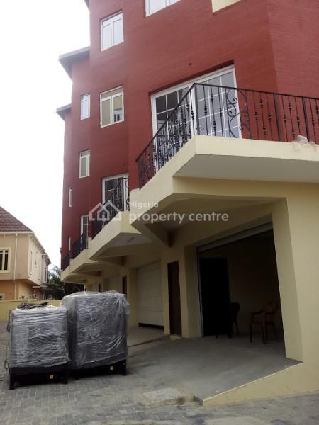 Luxury Terraced Duplex, Church Street Behind Zenith Bank, Osapa, Lekki, Lagos, Terraced Duplex for Sale