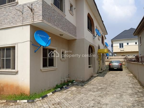 a Nicely Built 3bedroom Flat in an Estate, Chevron, Chevy View Estate, Lekki, Lagos, Flat for Rent