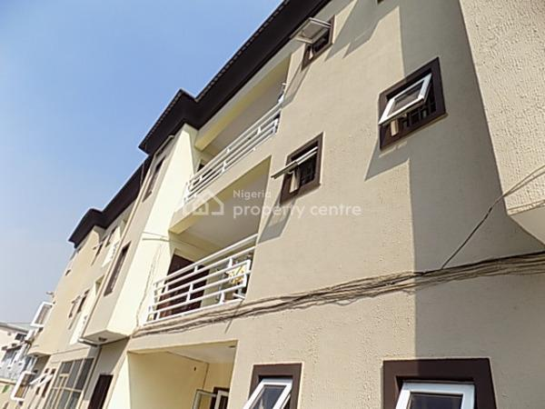 3 Bedroom Flat (upstairs Available).., Osapa London, Osapa, Lekki, Lagos, Flat for Rent