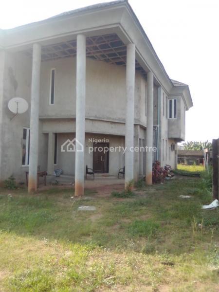 5 Bedroom Full Detached Duplex, Alaagba Estate, Off Arigbanla Street, Oko-oba, Agege, Lagos, Detached Duplex for Sale